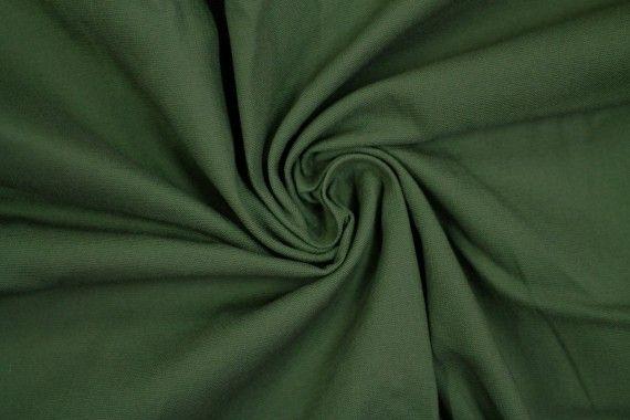 Tissu Gabardine Épaisse Kaki -Coupon de 3 mètres