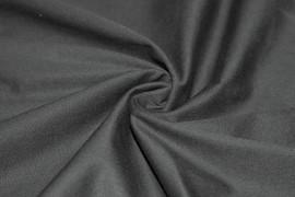 Gabardine lavée Noire