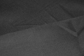 Popeline Coton/Elasthanne Noire