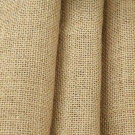 Tissu Toile de Jute Ameublement & Déco | All Tissus