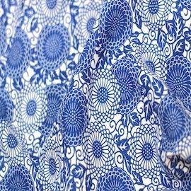 Tissu Imprimé Feuille | All Tissus